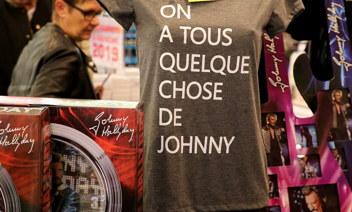 Goodies Johnny Hallyday