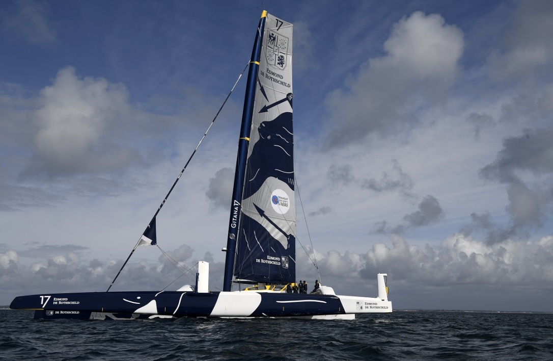 Team Edmond de Rothschild