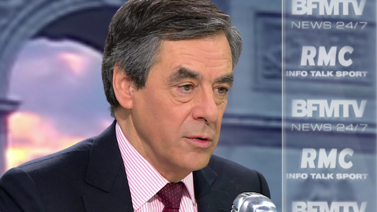 François Fillon face à Jean-Jacques Bourdin: les tweets de l'interview