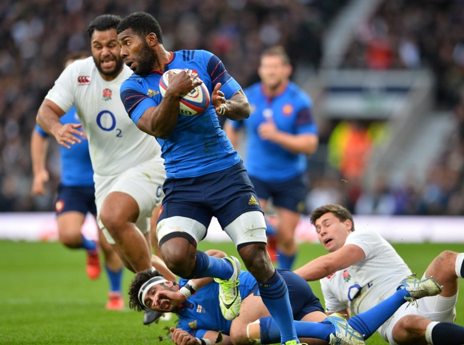 Les moments forts d'Angleterre-France