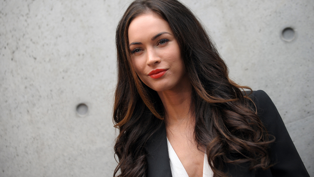 Megan Fox en septembre 2010 à Milan