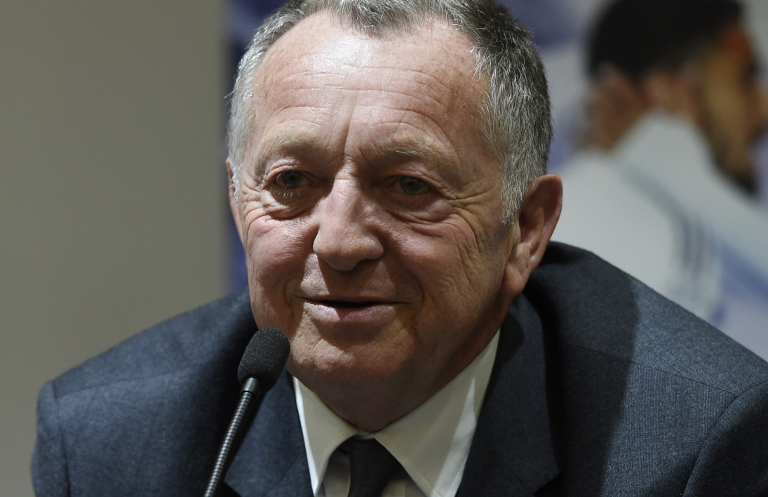 "OL - Aulas : ""Ce stade change beaucoup de choses"""