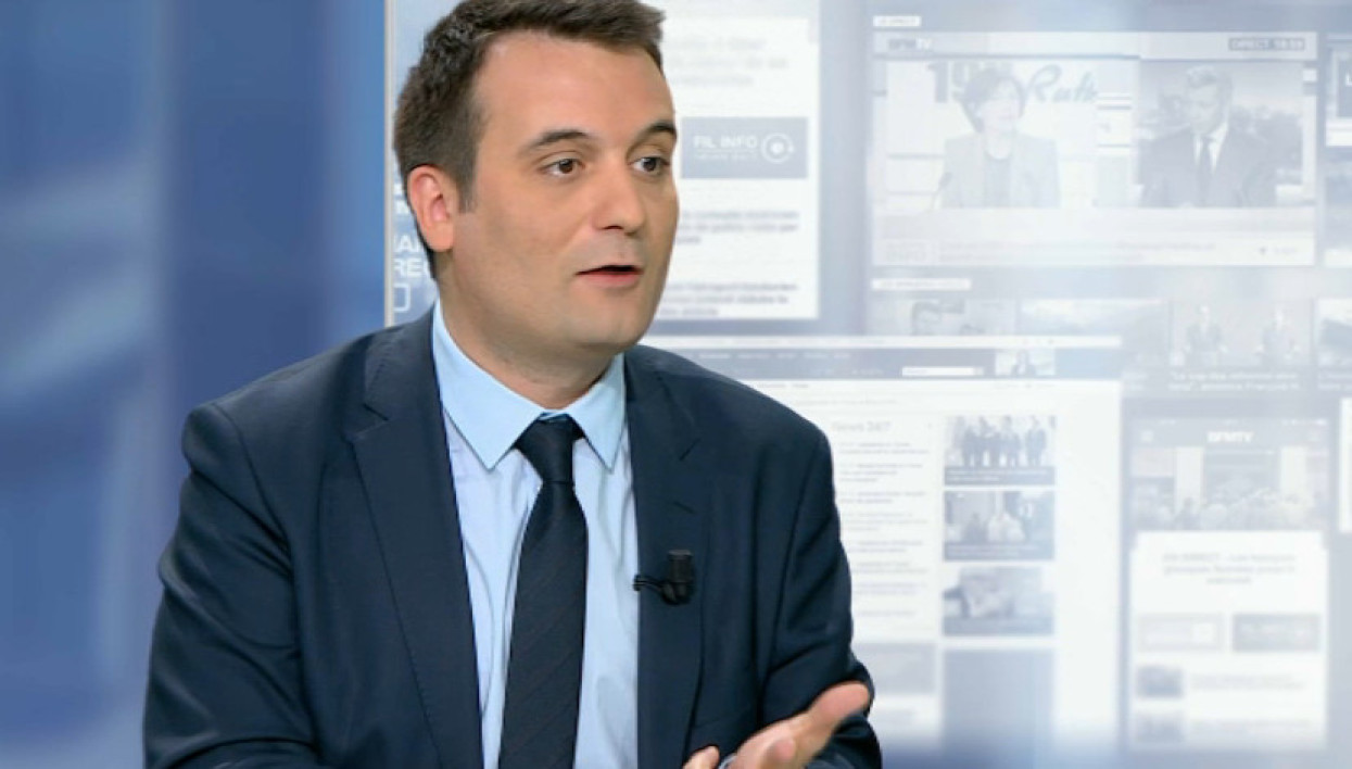 Florian Philippot, Front national