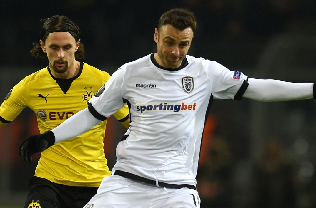 Dimitar Berbatov (PAOK Salonique)