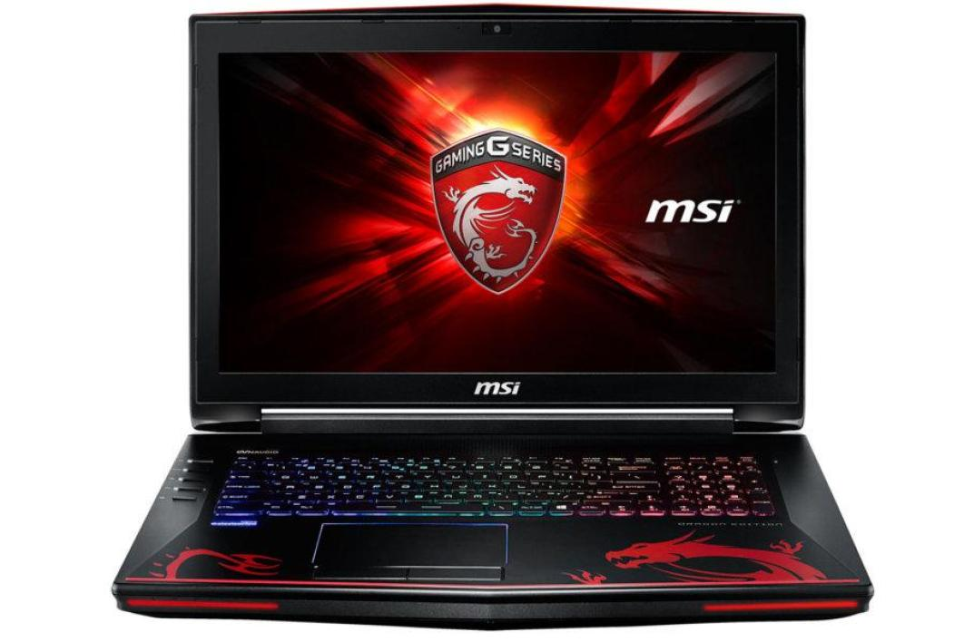 test msi gt72 dominator pro dragon edition un pc. Black Bedroom Furniture Sets. Home Design Ideas