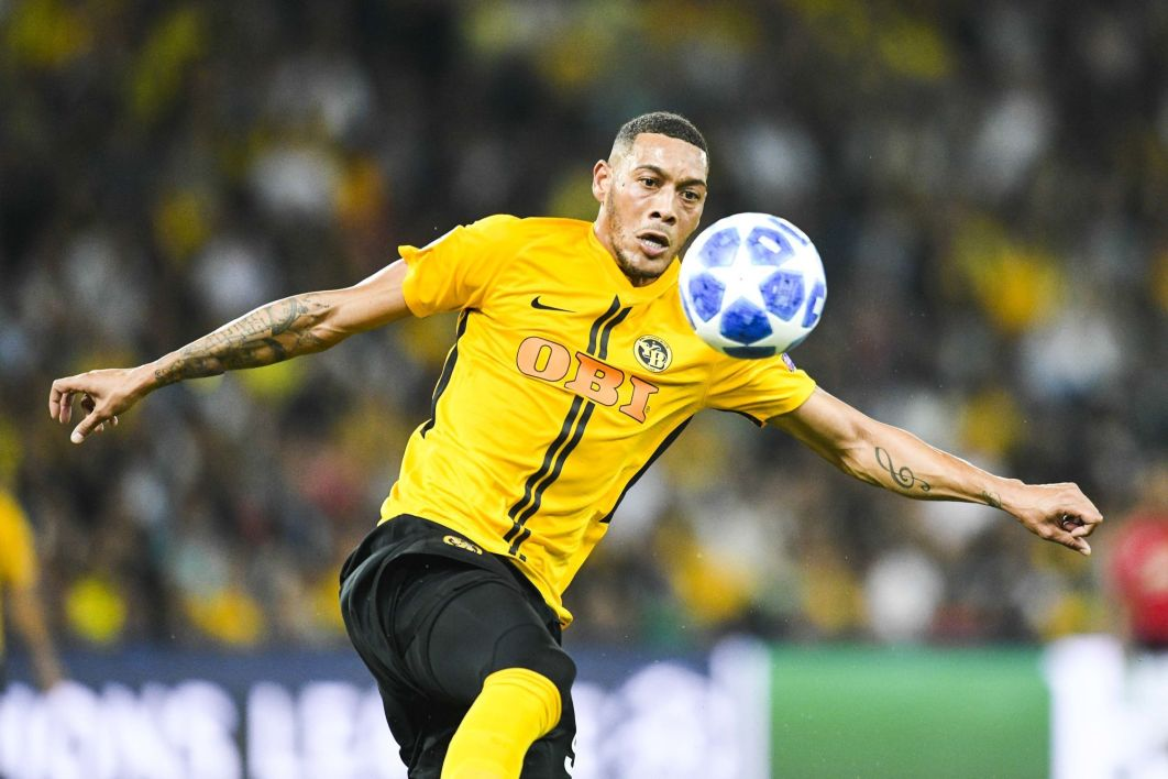 Guillaume Hoarau - Young Boys