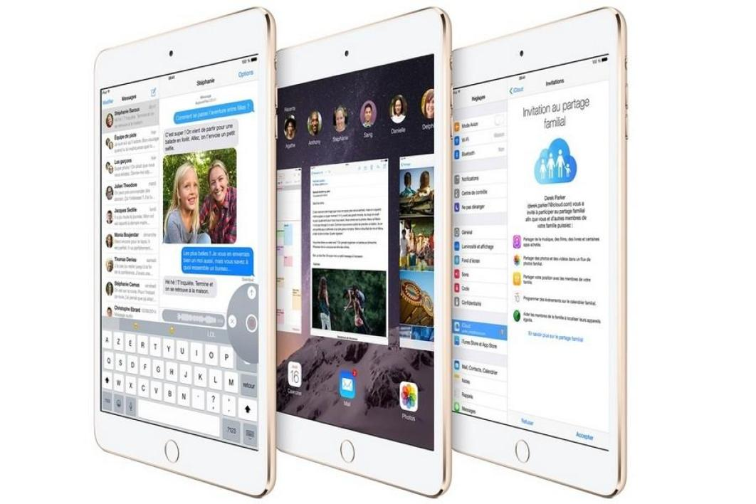Apple iPad Mini 3 128 Go Wi-Fi + 4G