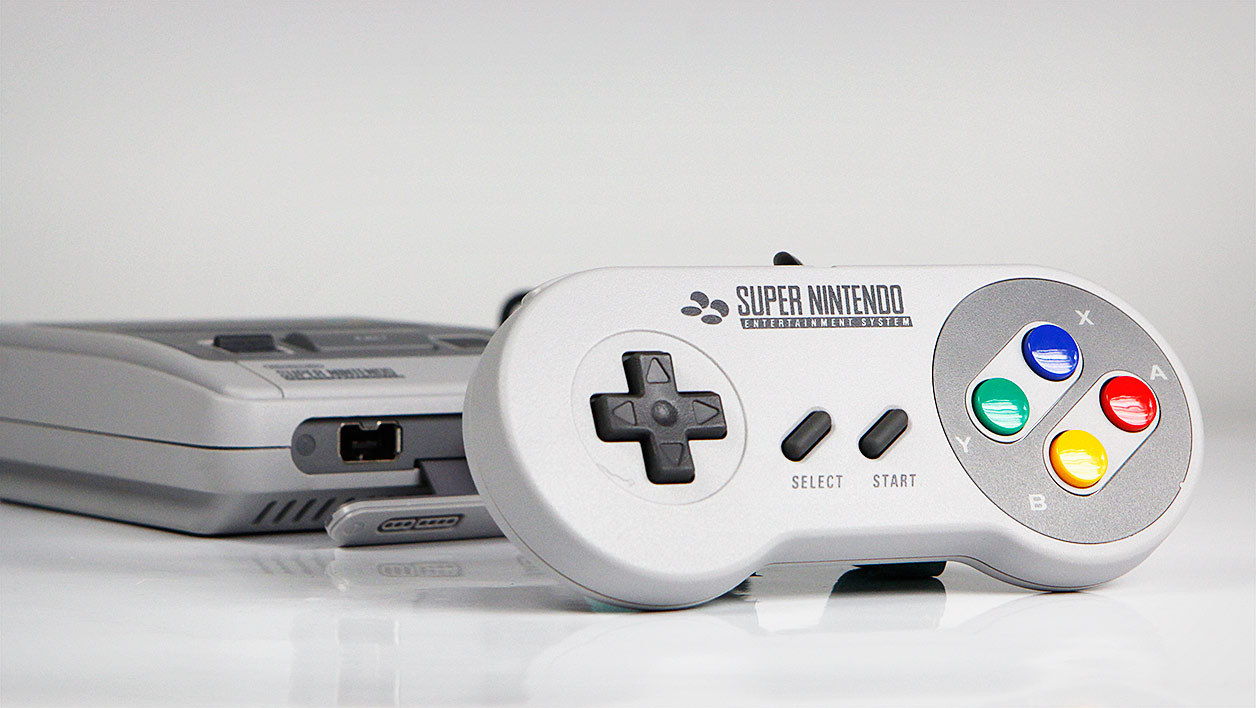 Nintendo Co Ltd Super Nintendo Mini