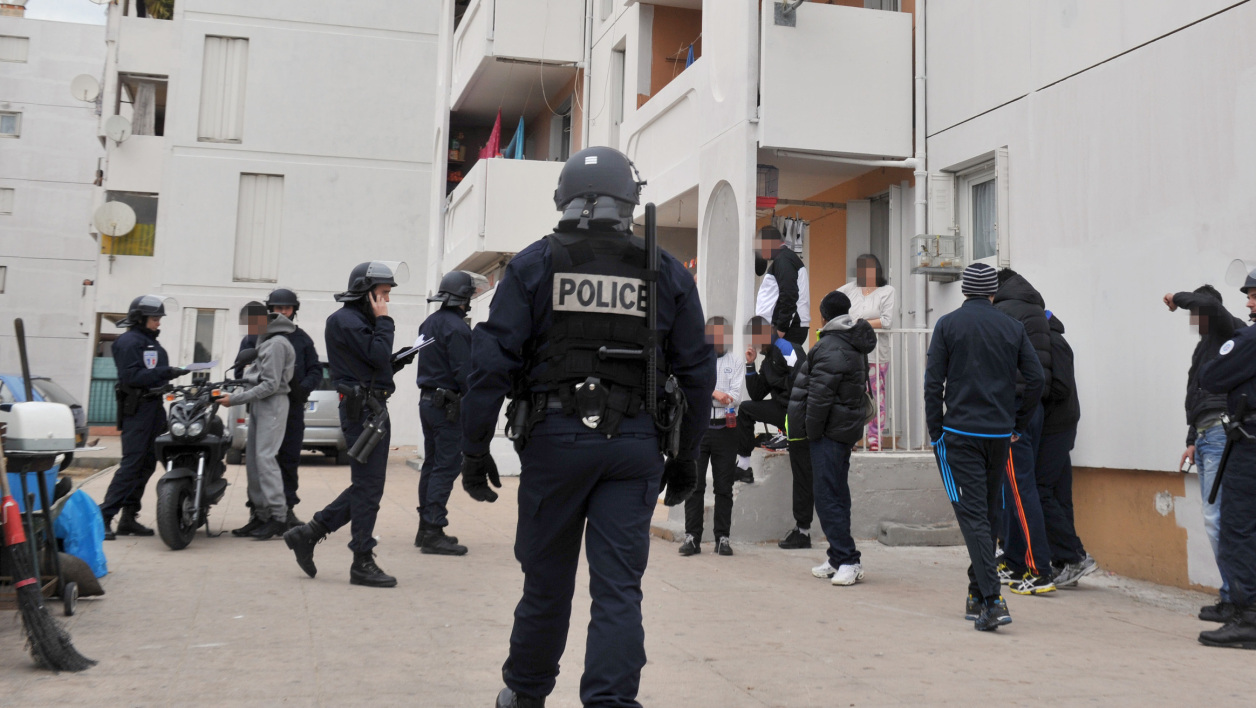 Un stock d'armes retrouvé dans un appartement du Val-de-Marne (photo d'illustration).