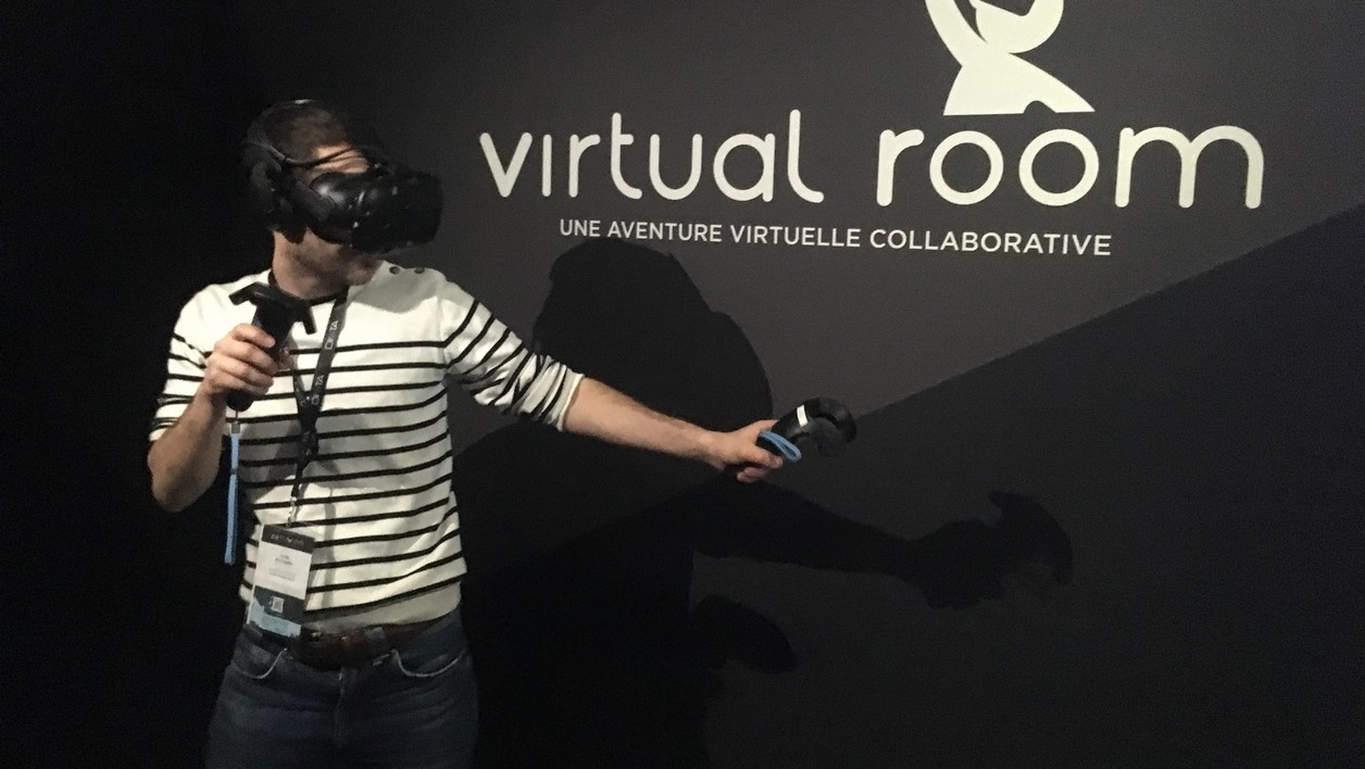 L'escape game collaboratif en réalité virtuelle se développe partout en France.