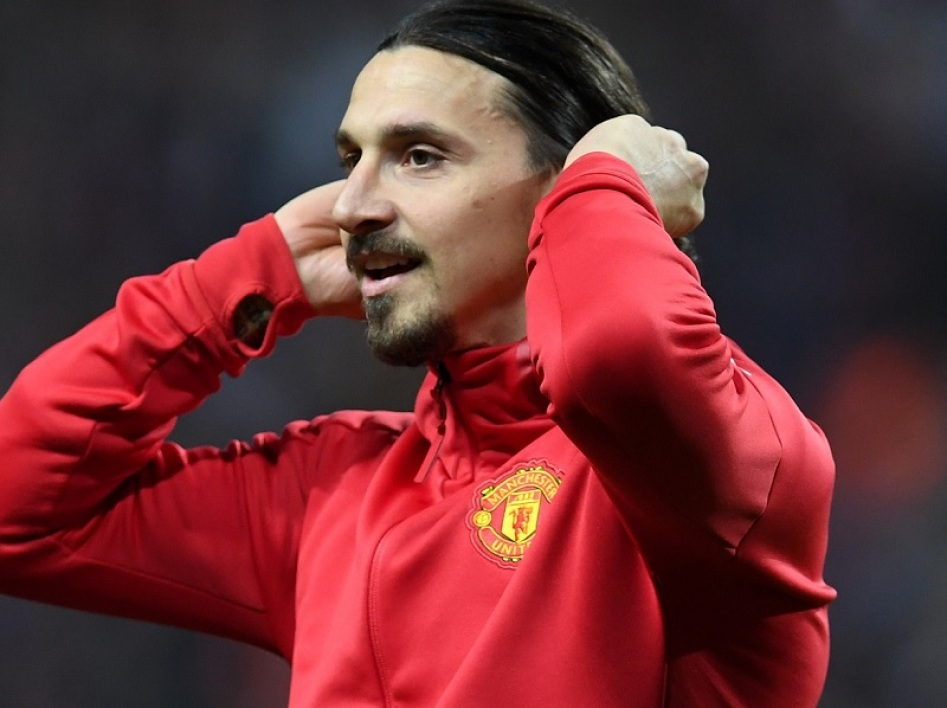 Zlatan Ibrahimovic quitte officiellement Manchester United