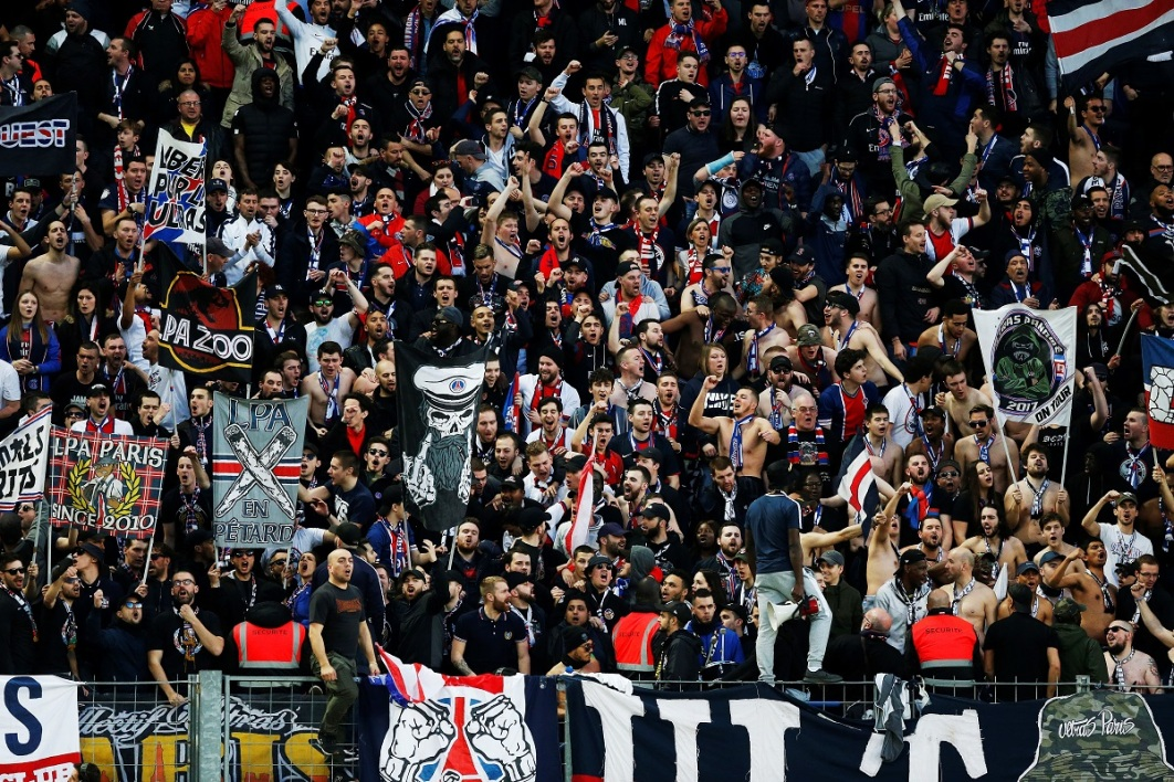 Supporters du PSG