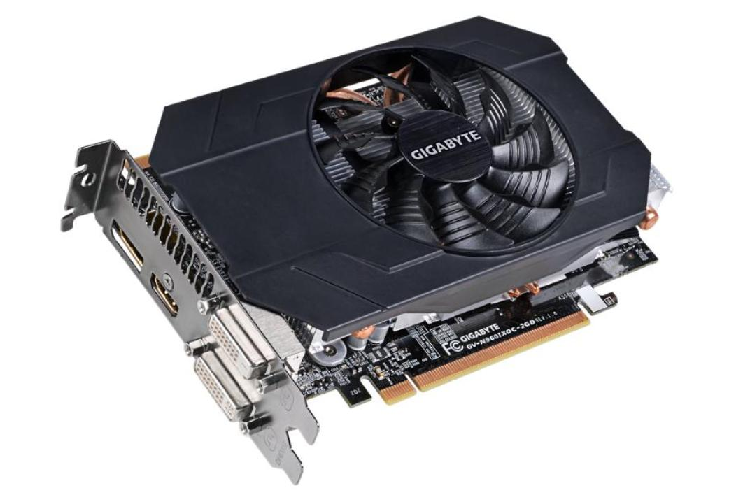 Gigabyte GeForce GTX 960 (GV-N960IXOC-2GD)