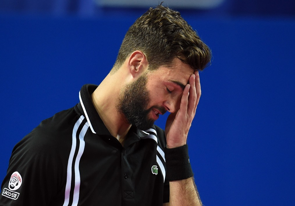 Open 13 : Cilic stoppe Paire