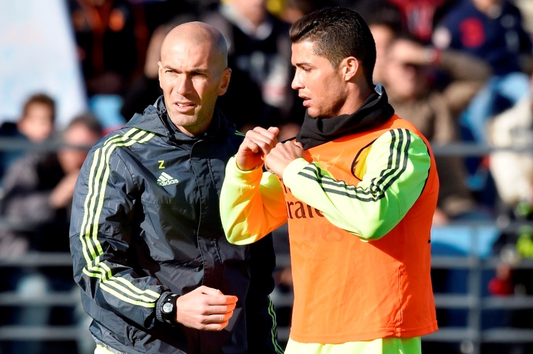 Real Madrid: Zidane punira-t-il Ronaldo ?