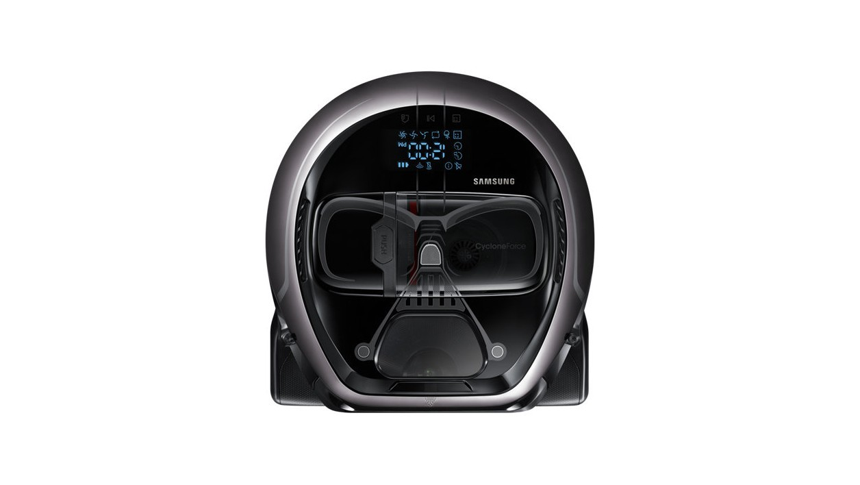 Samsung POWERbot édition Star Wars - Dark Vador (SR10M703PW9)