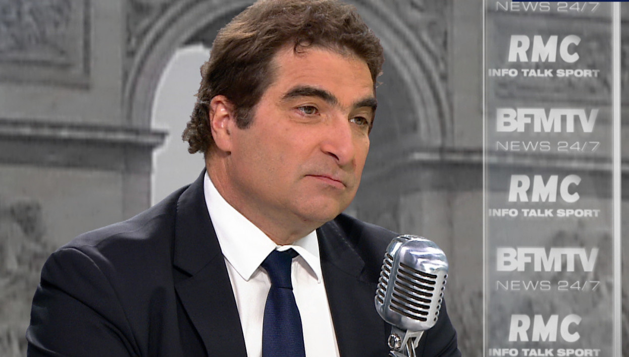 Christian Jacob face à Apolline de Malherbe: les tweets de l'interview