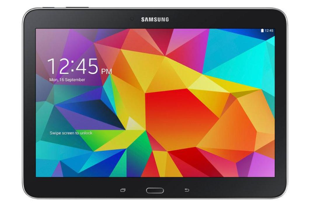 samsung galaxy tab 4 10 1 wi fi le test complet. Black Bedroom Furniture Sets. Home Design Ideas