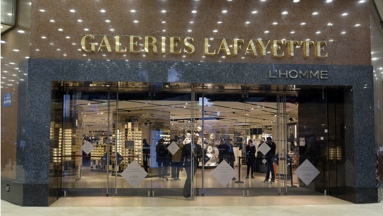 Galries Lafayette