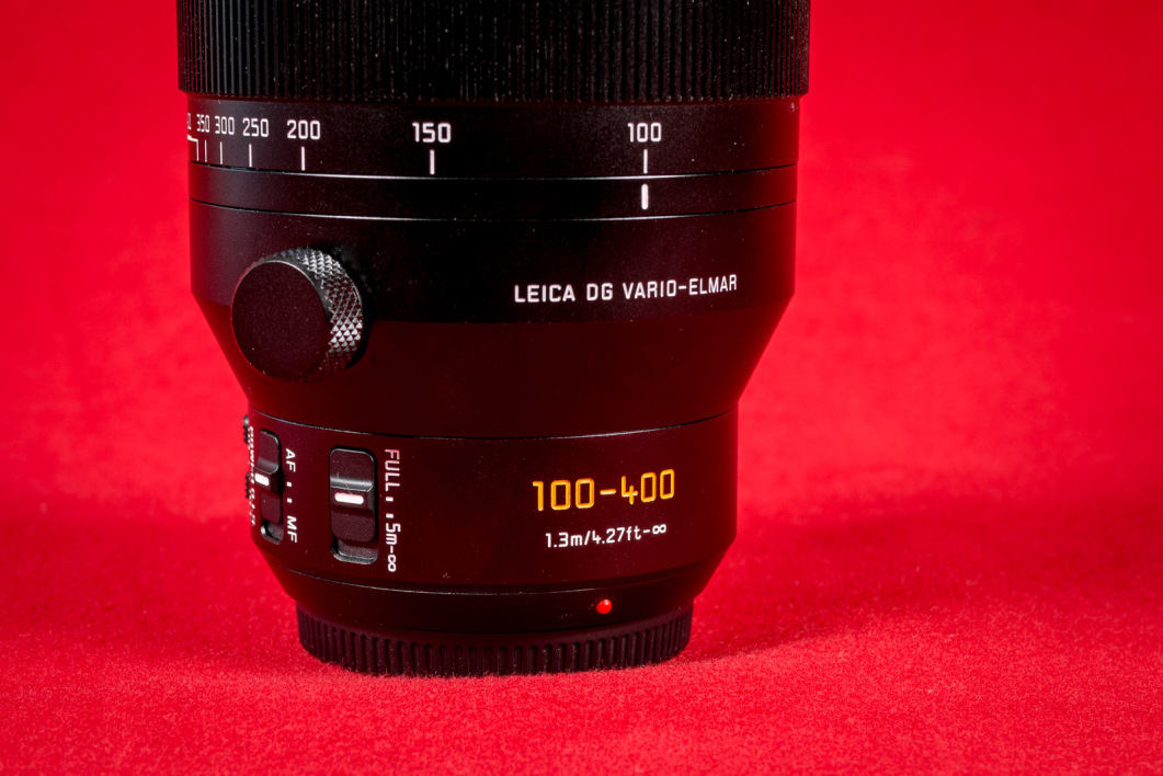 Panasonic Leica DG 100-400 mm f4-6,3 ASPH Power OIS
