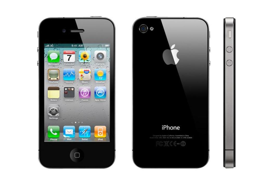 apple iphone 4 32 go la fiche technique compl te. Black Bedroom Furniture Sets. Home Design Ideas