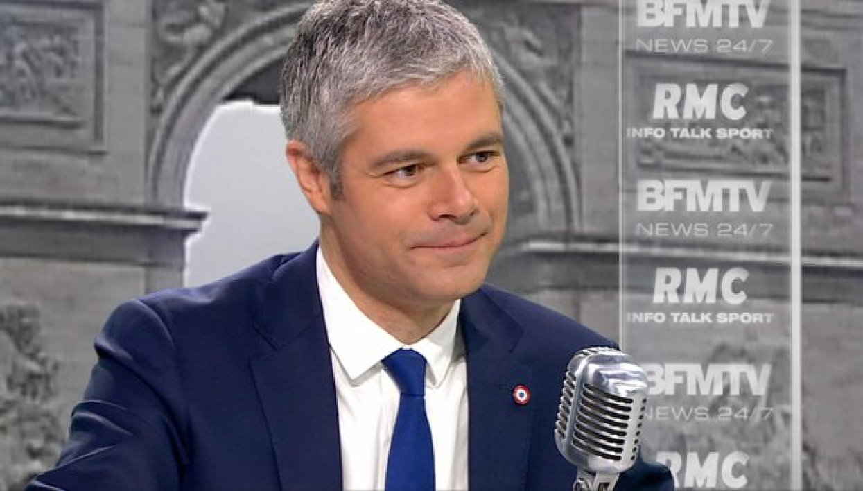 Laurent Wauquiez face à Jean-Jacques Bourdin: les tweets de l'interview