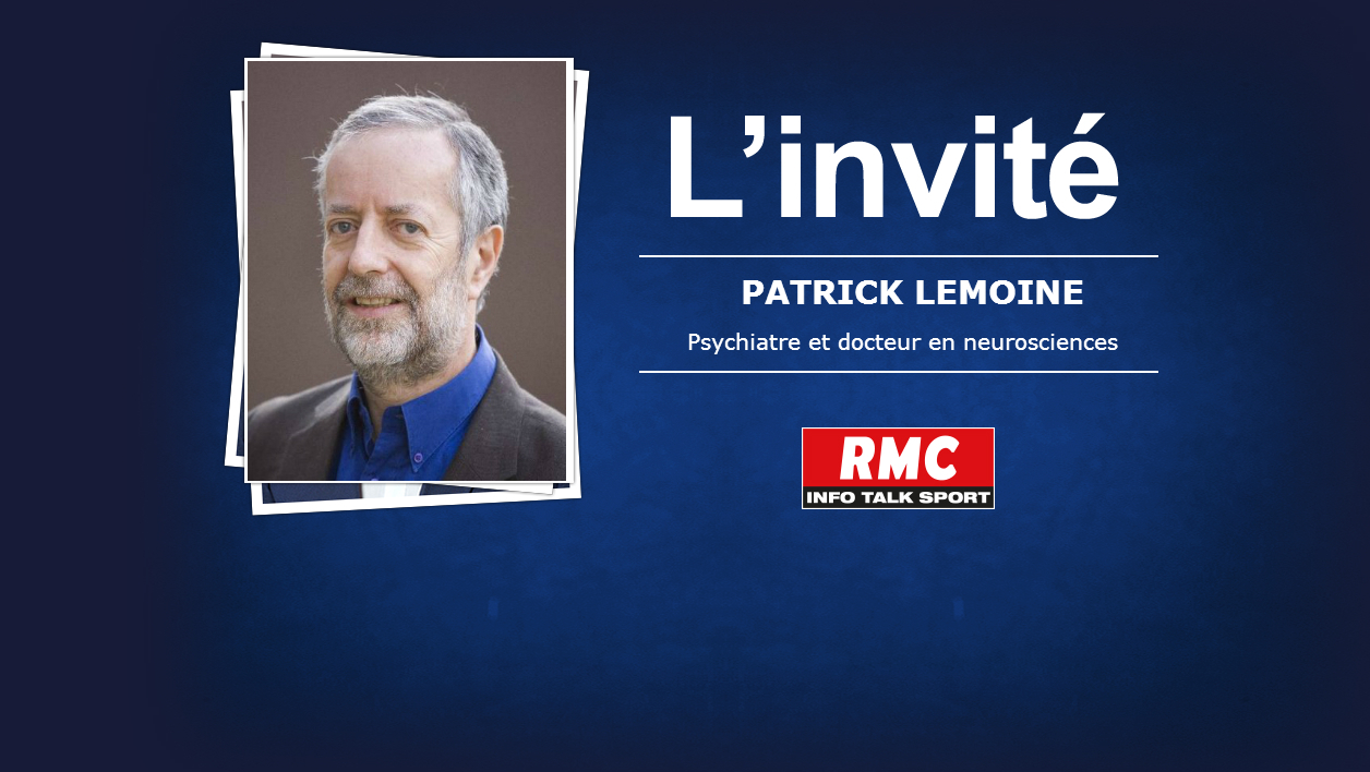 Patrick Lemoine, l'invité de 14h de ce Lundi