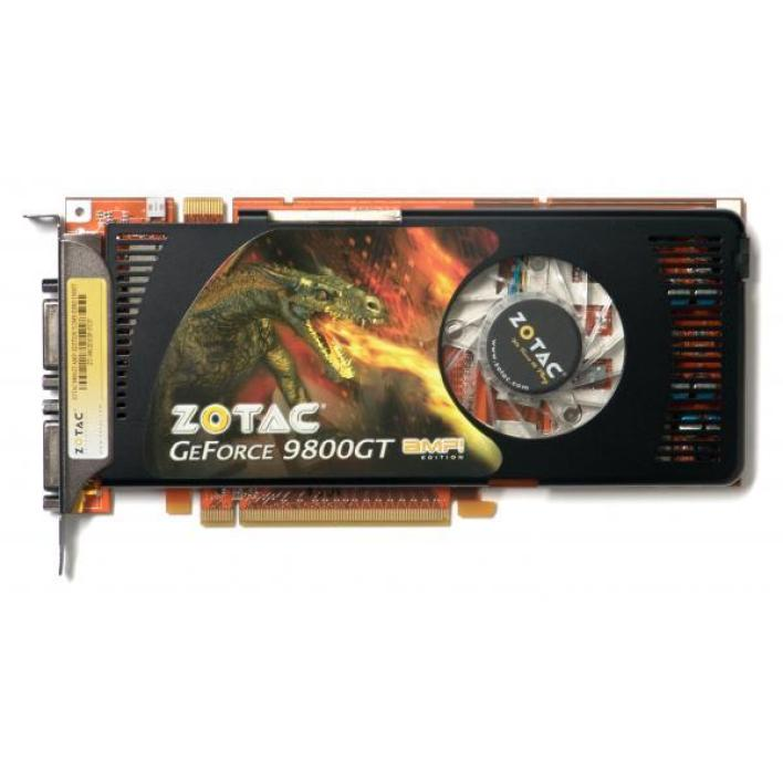 Zotac GeForce 9800GT AMP! Edition