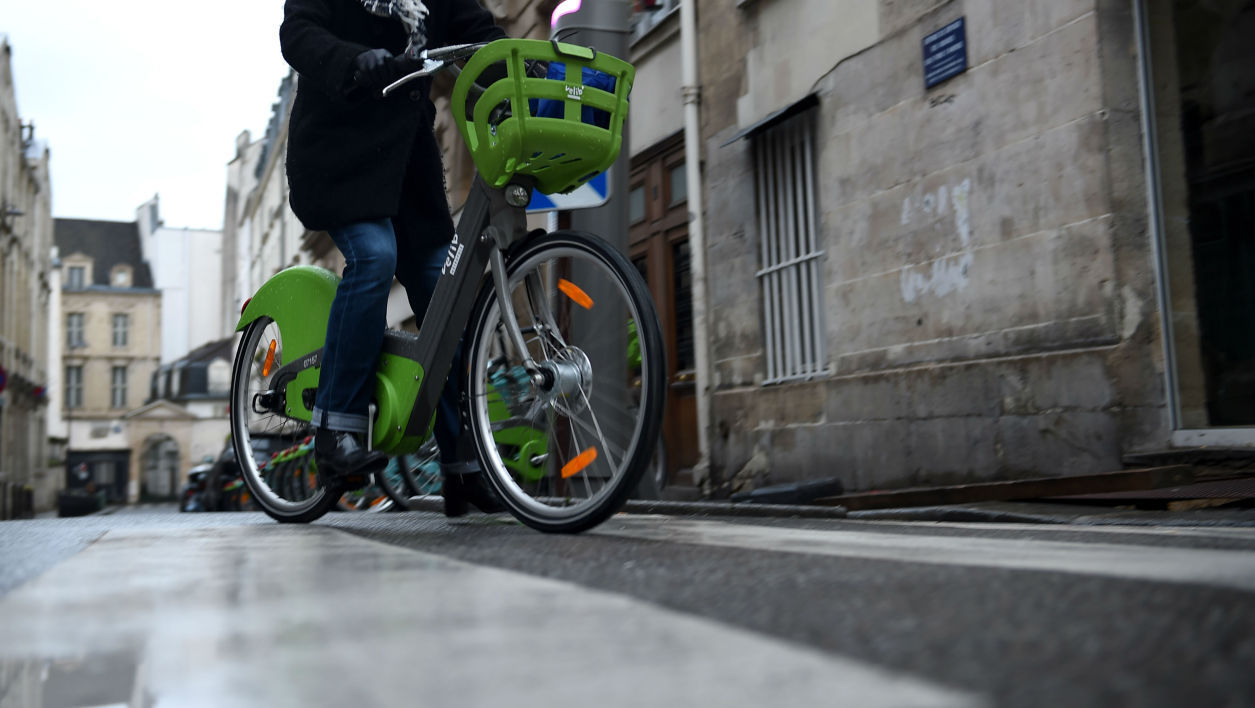 Le Velib' version Smovengo.