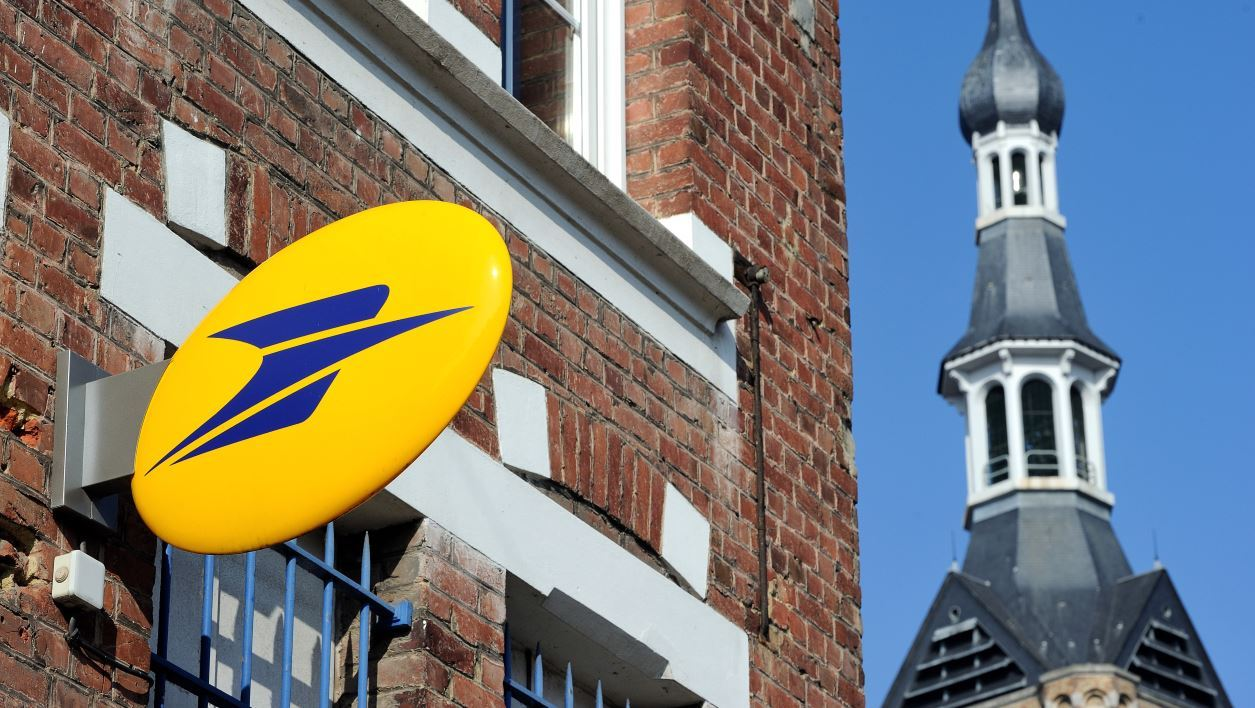La Poste tente actuellement de mener sa transformation digitale