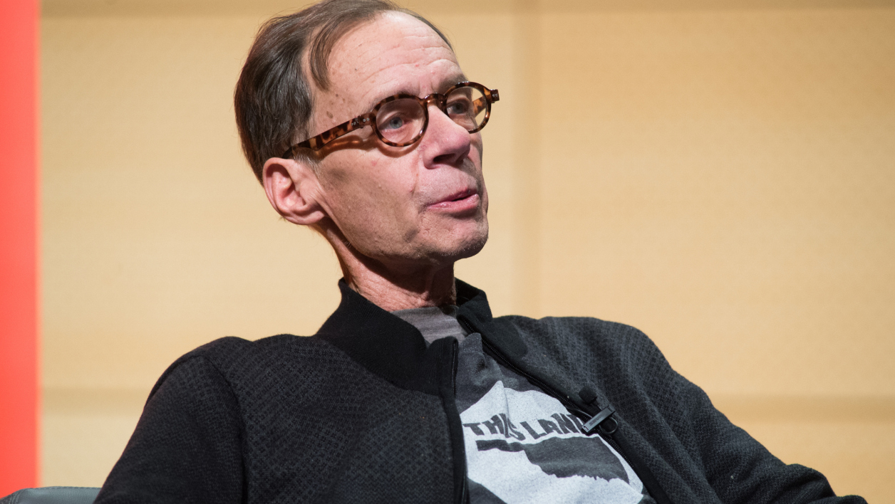 David Carr, le 12 février 2015, à New York.