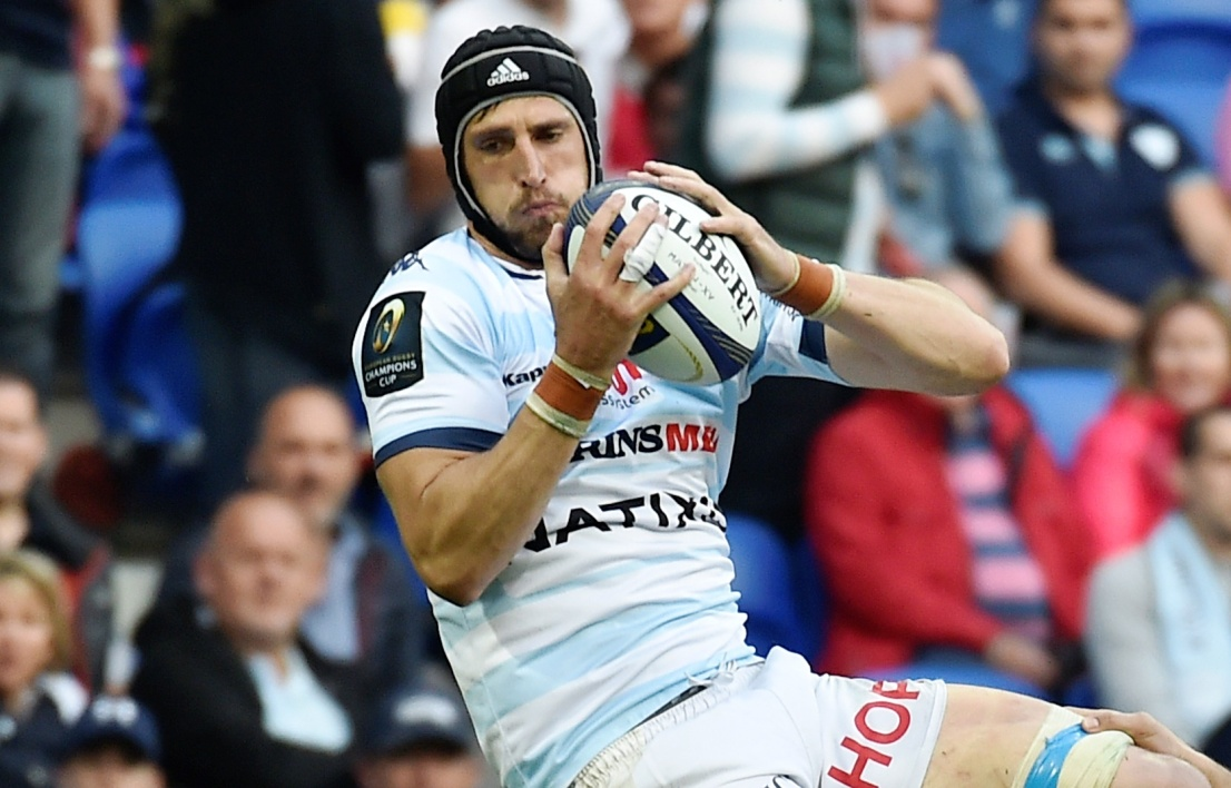 Luke Charteris (Racing)