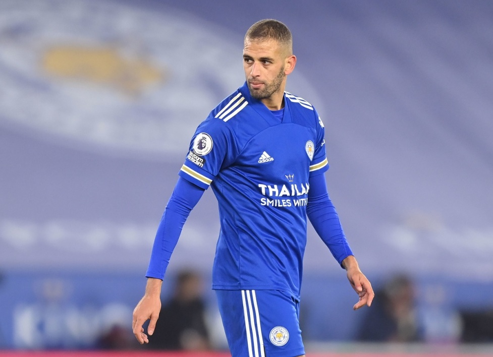 Islam Slimani quitte Leicester pour Lyon