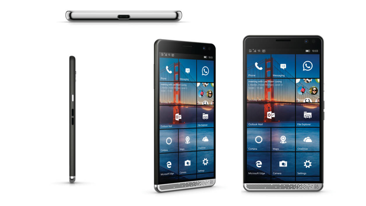 HP Elite x3 Smartphone Windows Phone