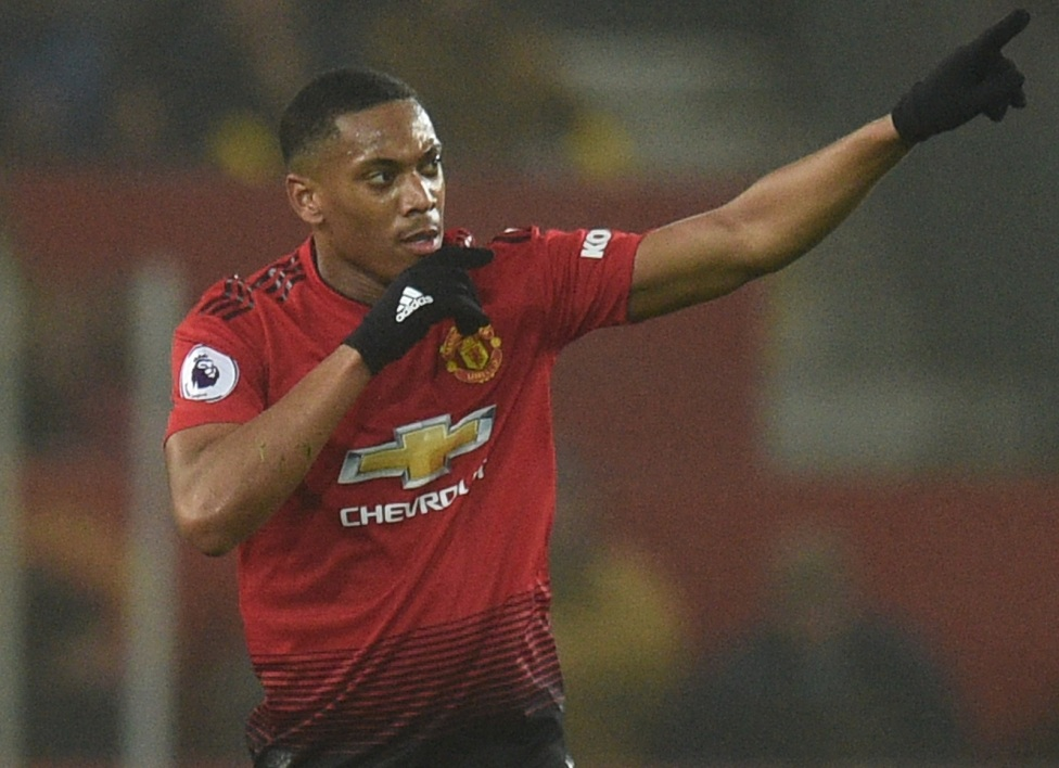 "Premier League: pourquoi Manchester United a ""prolongé"" Martial en catimini"