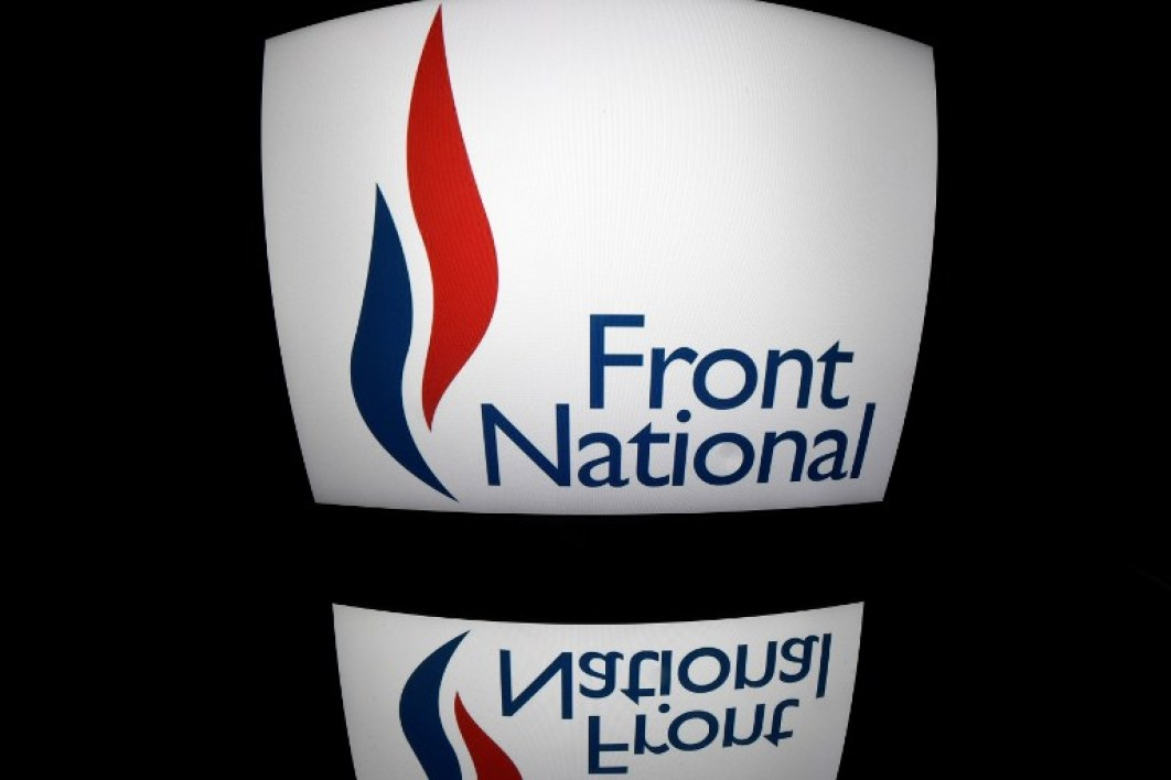 Le logo du Front national