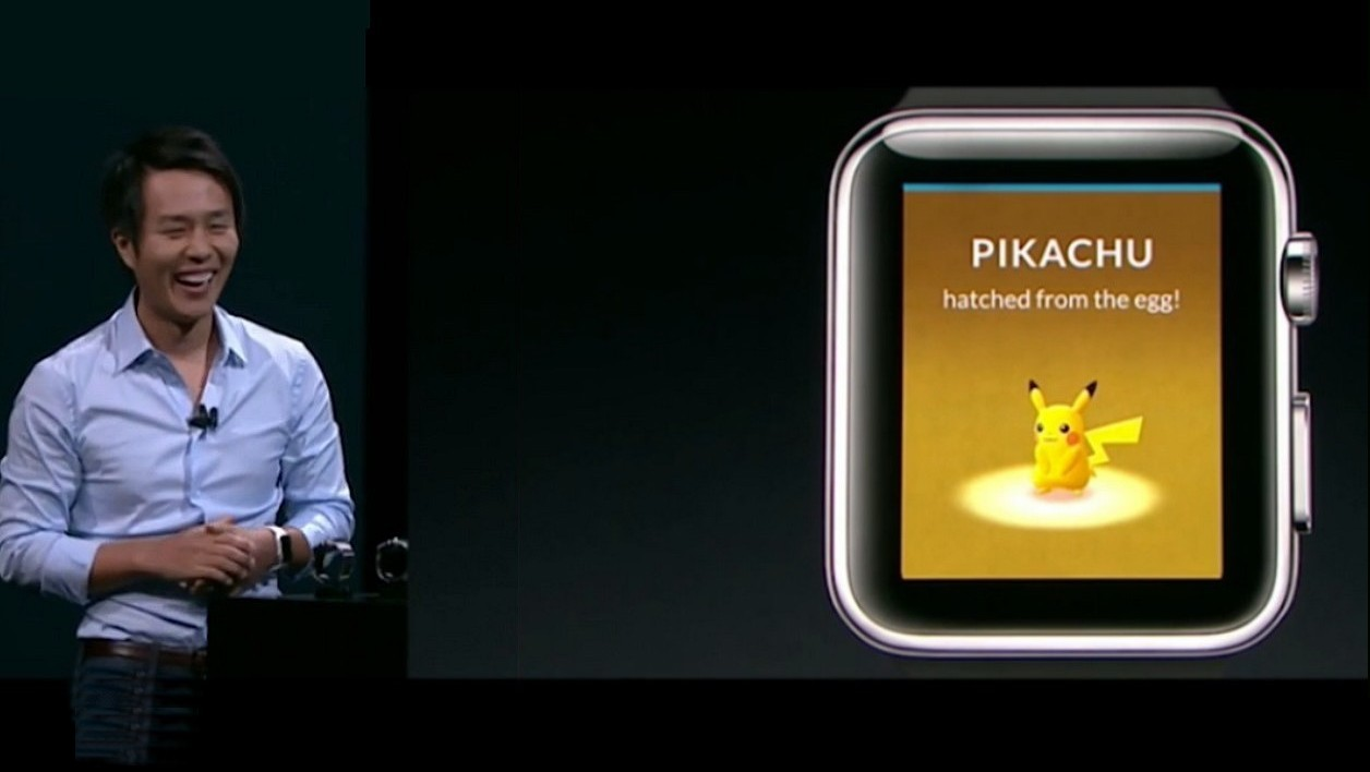 Pokémon Go, l'appli qu'on attendait sur l'Apple Watch?