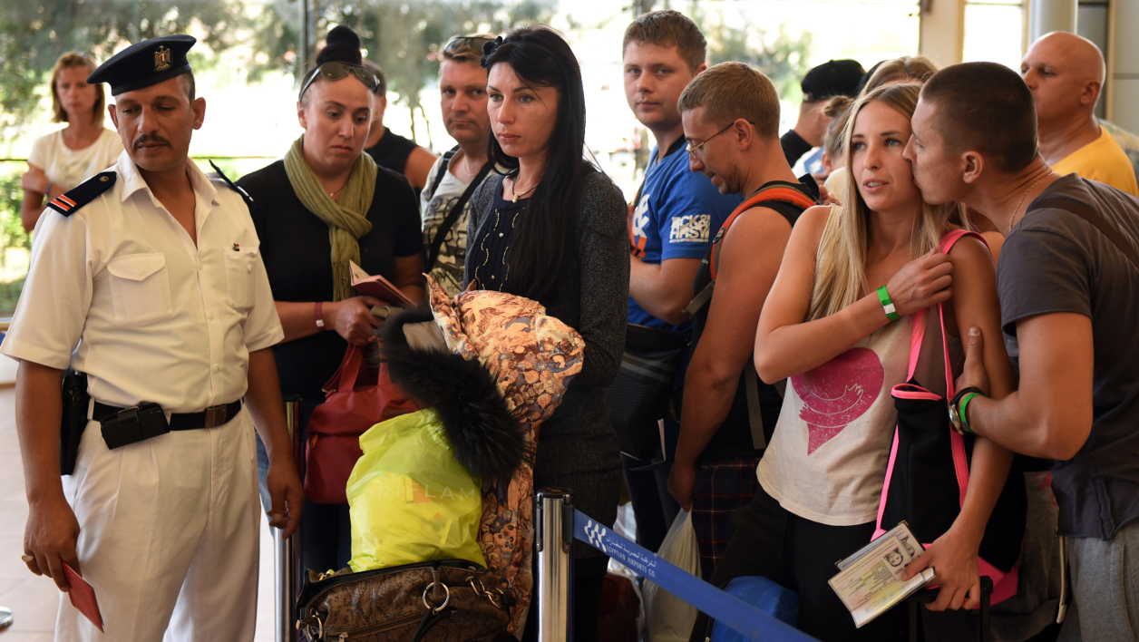 egypte attentat aéroport touristes
