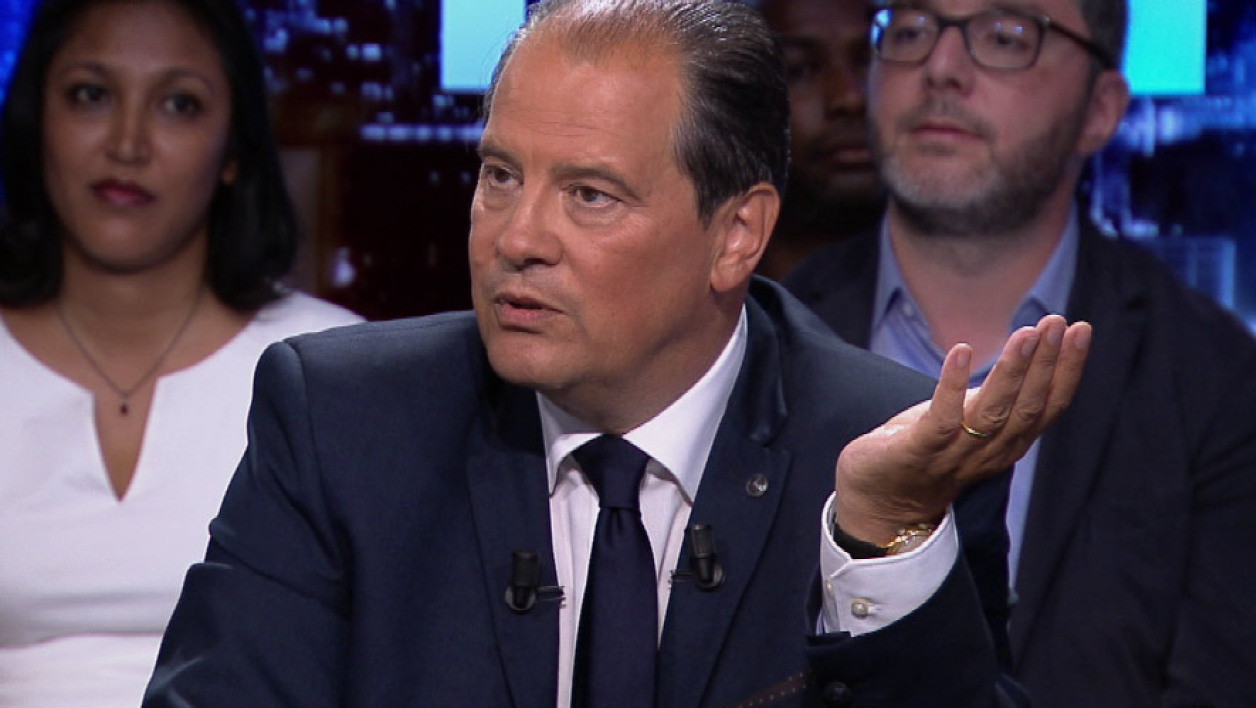 Jean-Christophe Cambadélis, Alcatel-Lucent, Michel Combes, PS