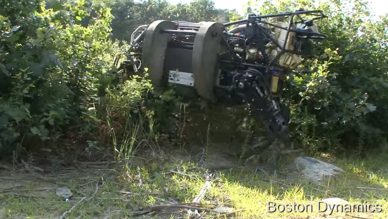 Boston Dynamics AlphaDog