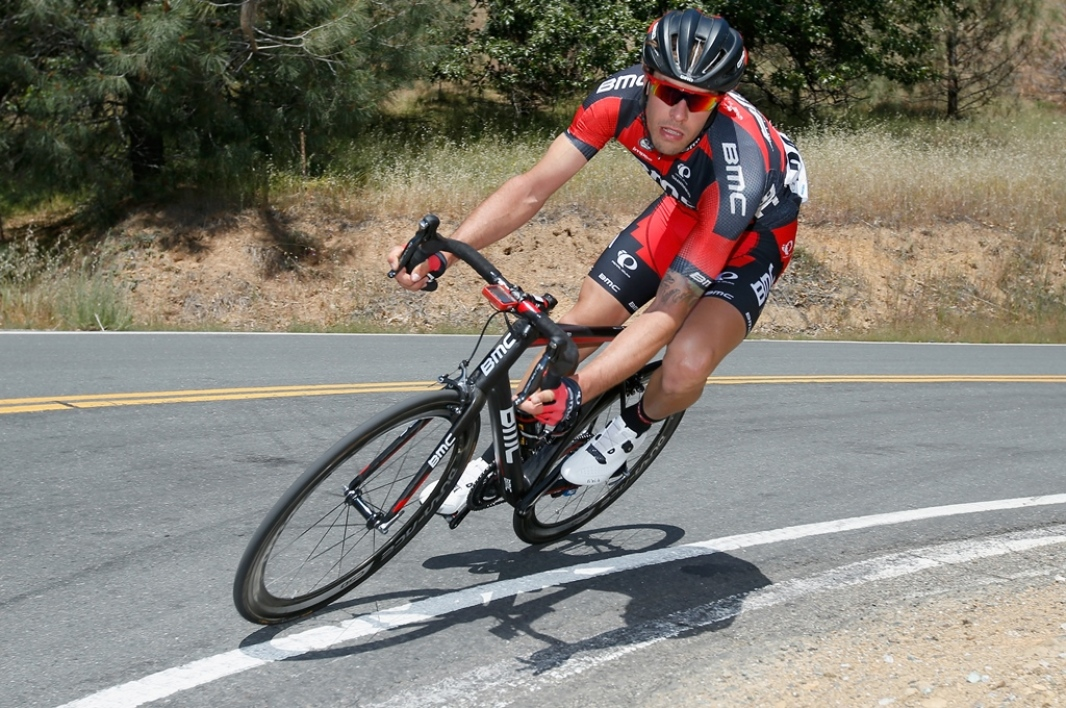L'Italien Daniel Oss (BMC Racing Team)