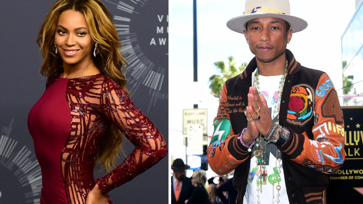 Beyoncé, Pharell Williams,  Grammy Awards 2015