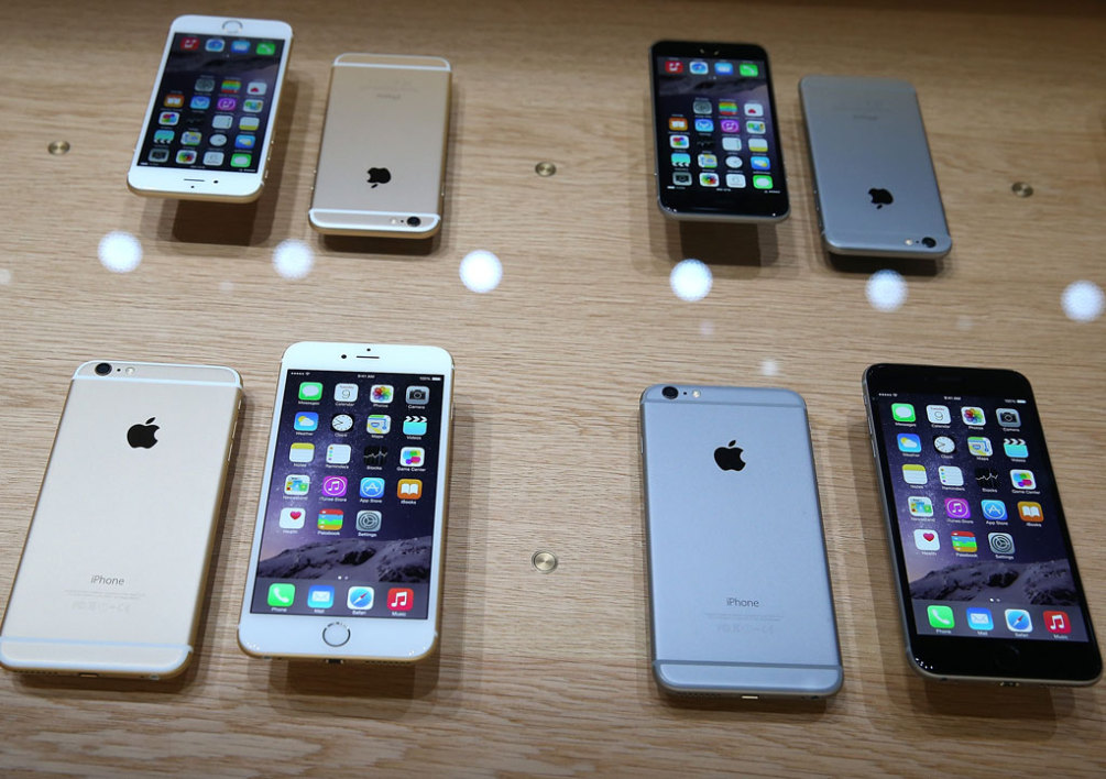 L'iPhone 6 s'arrache déjà en boutique.