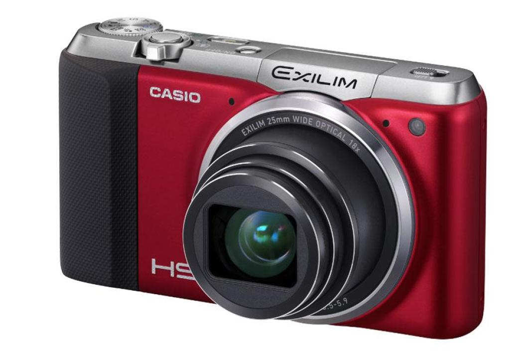 Casio Exilim ZR700