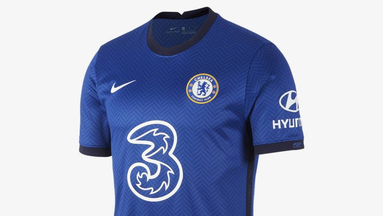 Maillot Chelsea 2020/21