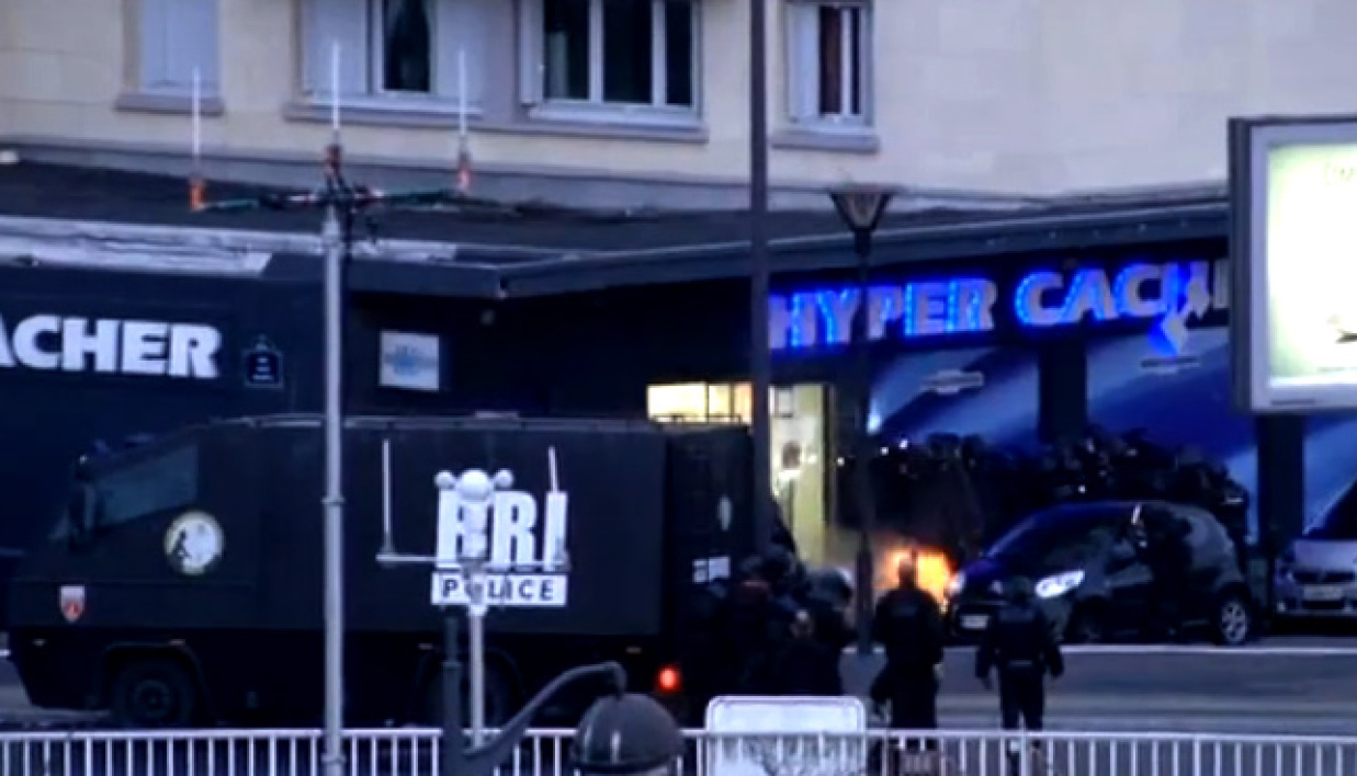 hyper cacher, Vincennes, forces de l'ordre, otages