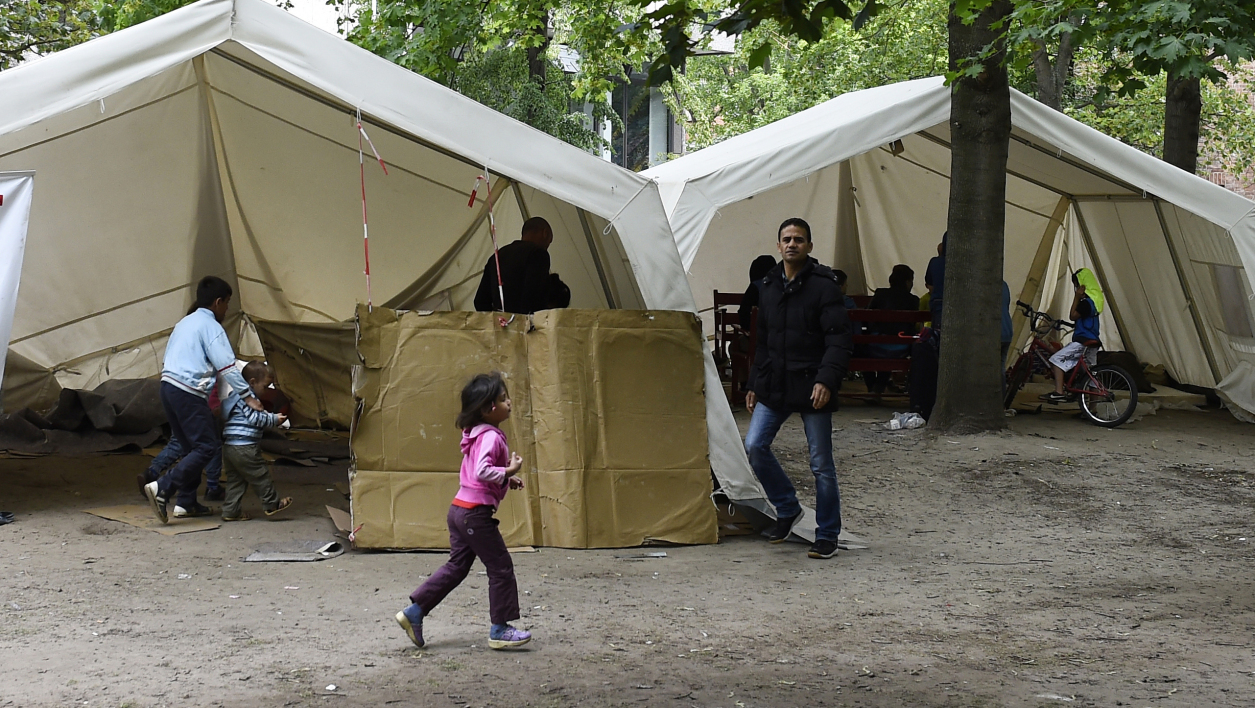 Berlin doit faire face à un afflux de migrants