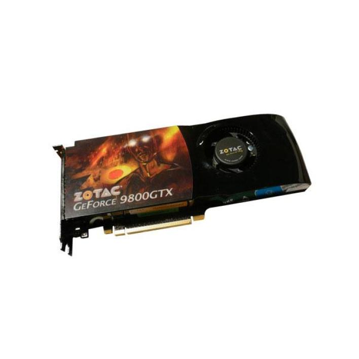 Zotac GeForce 9800GTX