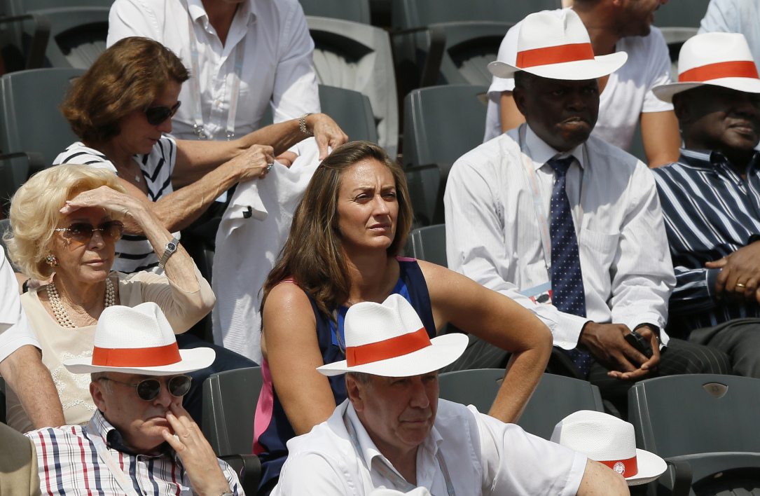 Tennis, Fed Cup. Pierce va seconder Noah