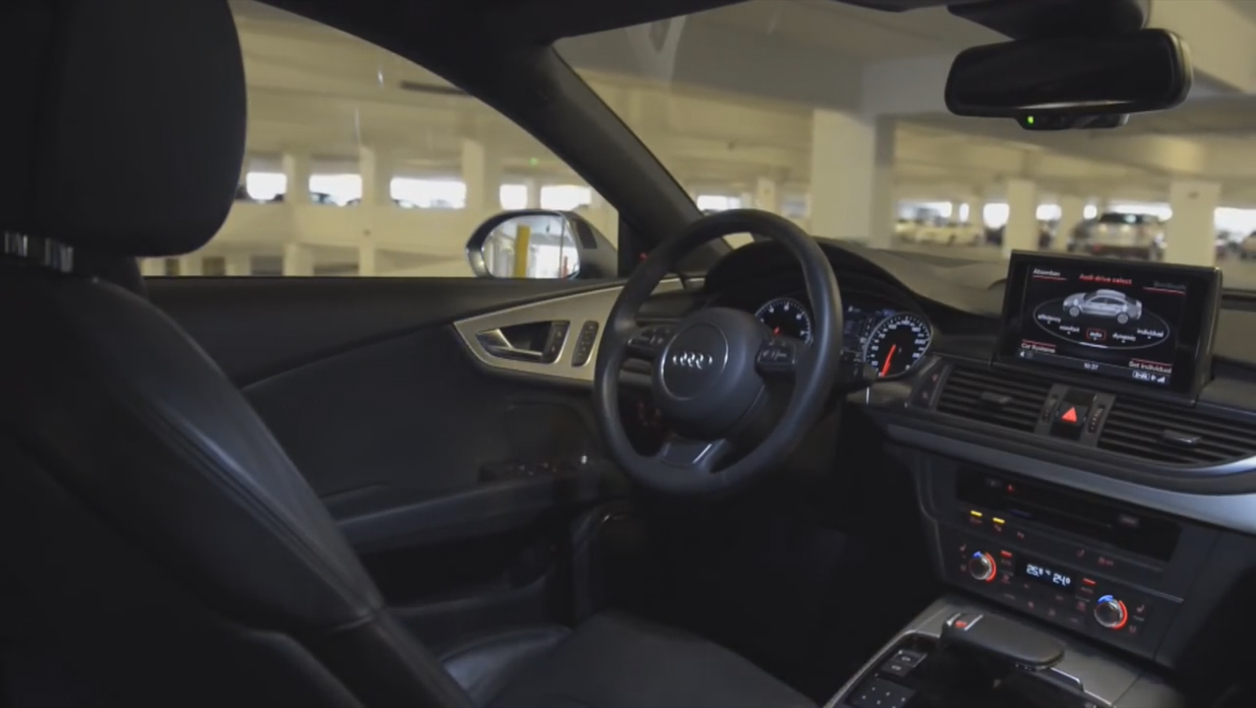 Audi Piloted DrivingCapture
